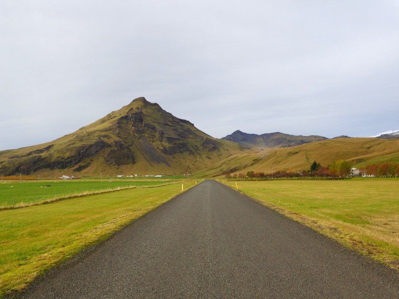 Музеят в Скогар се намира сред прекрасна исландска природа