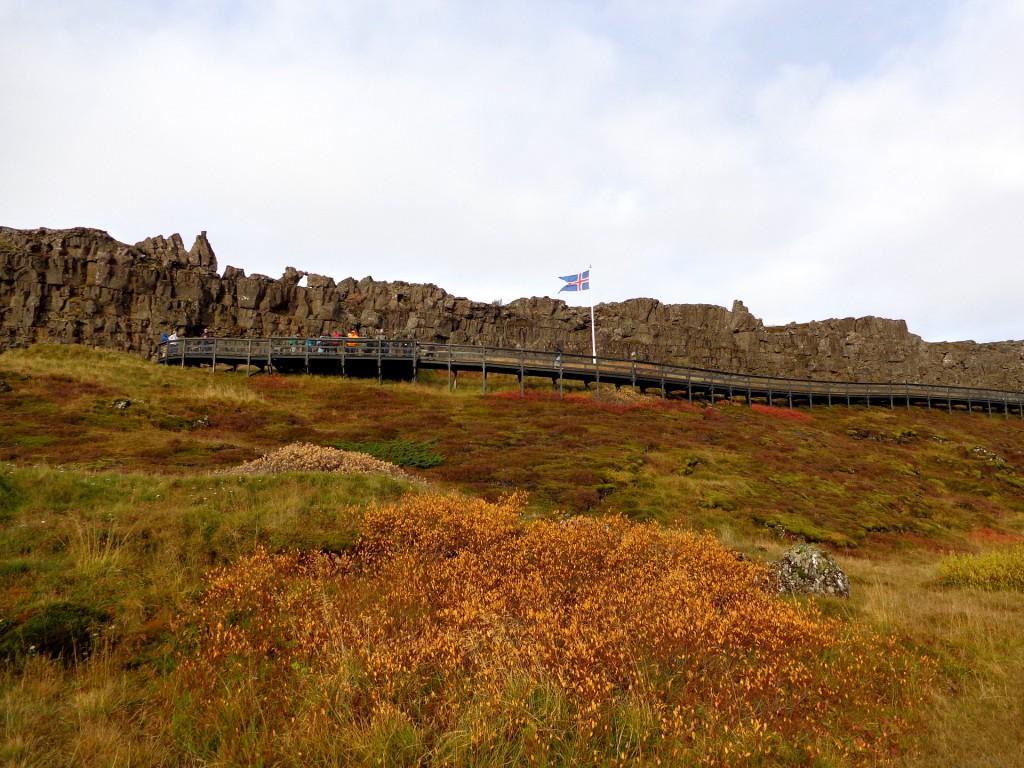 Тинветлир - сърцето на исландския парламентаризъм