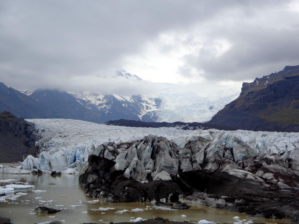 Ледникът Ватнайокутл - 11