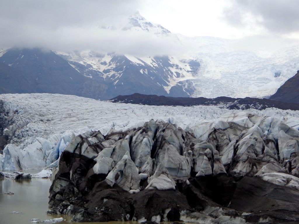 Ледникът Ватнайокутл - 12
