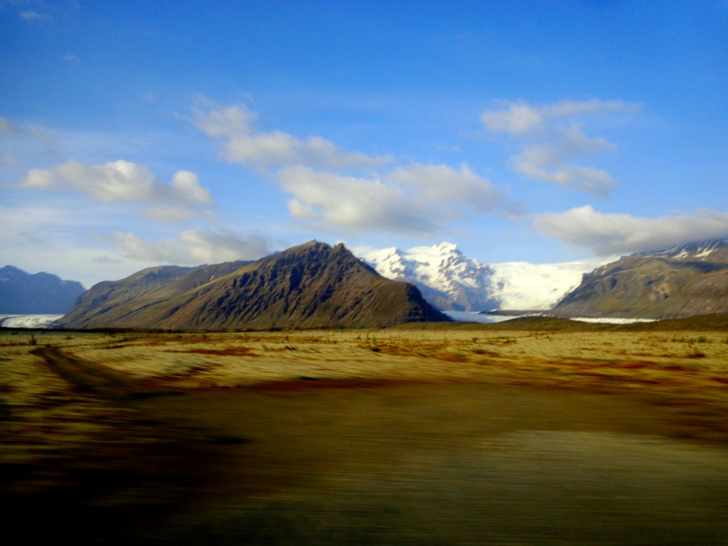 Ледникът Ватнайокутл - 3