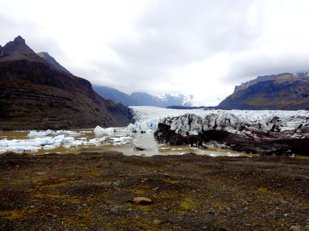 Ледникът Ватнайокутл - 5