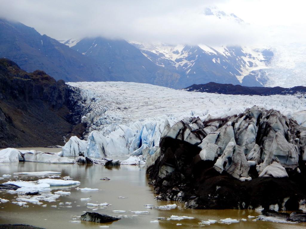 Ледникът Ватнайокутл - 6