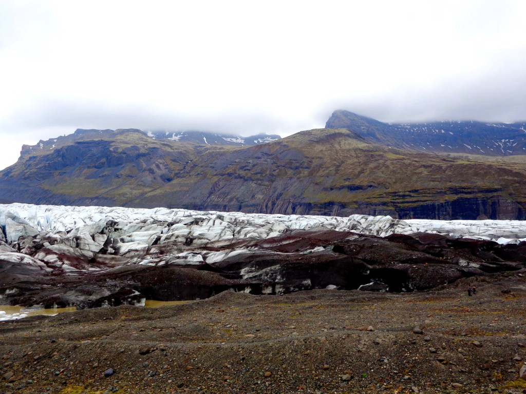 Ледникът Ватнайокутл - 7