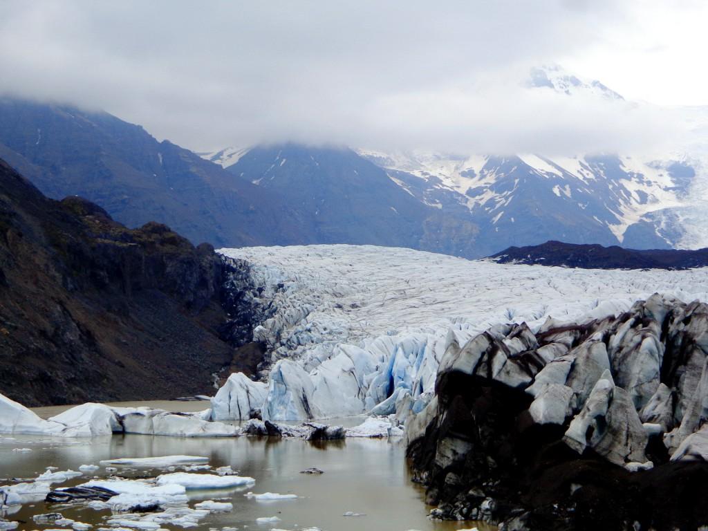 Ледникът Ватнайокутл - 8