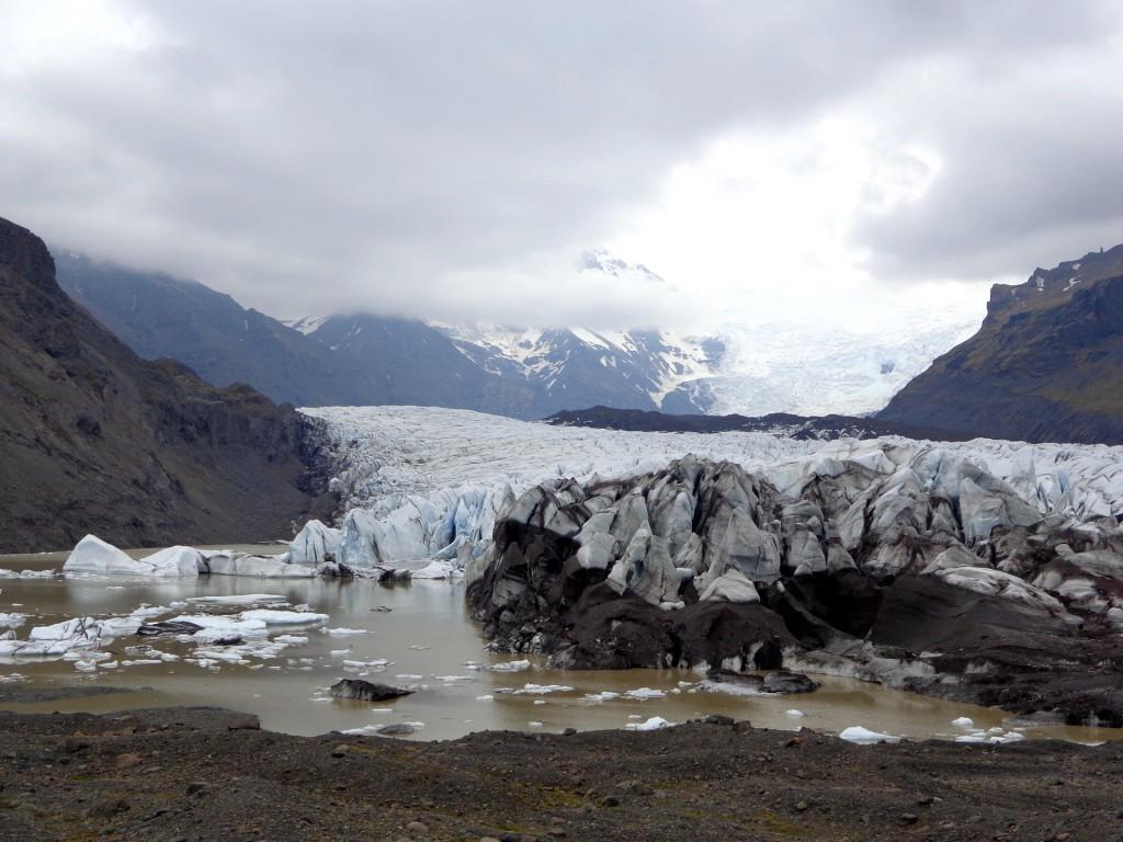 Ледникът Ватнайокутл - 9