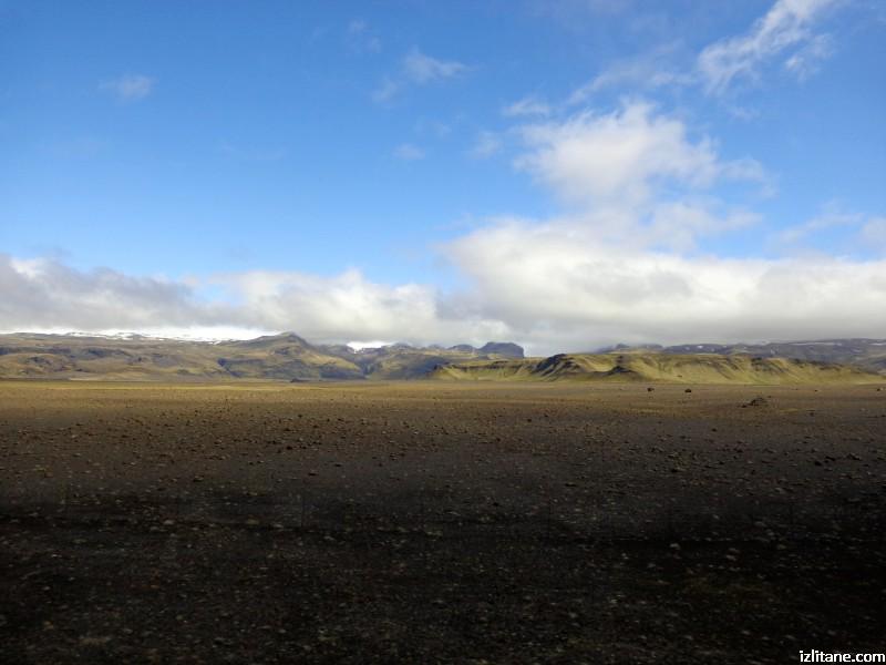 Край вулкана Лаки