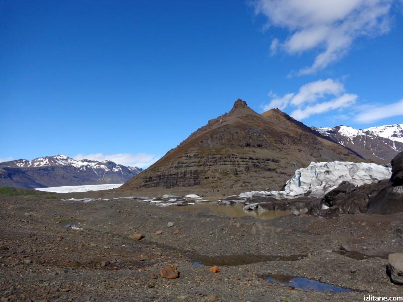 Ледникът Скафтафетлсйокутл- 1