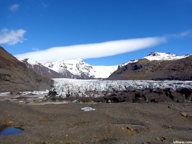 Ледникът Скафтафетлсйокутл- 2