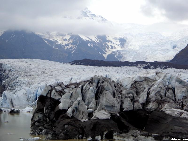 Ледникът Скафтафетлсйокутл- 4