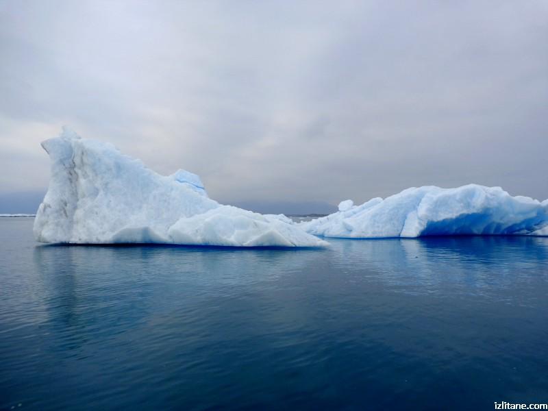 Ледената лагуна Йокулсарлон - 5, айсберги