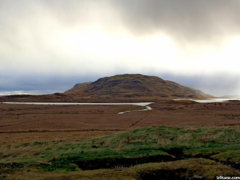 Пейзаж от Скаулхолт