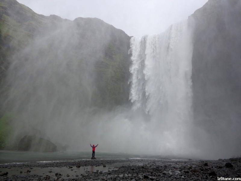 Водопадът Скогафос - 2