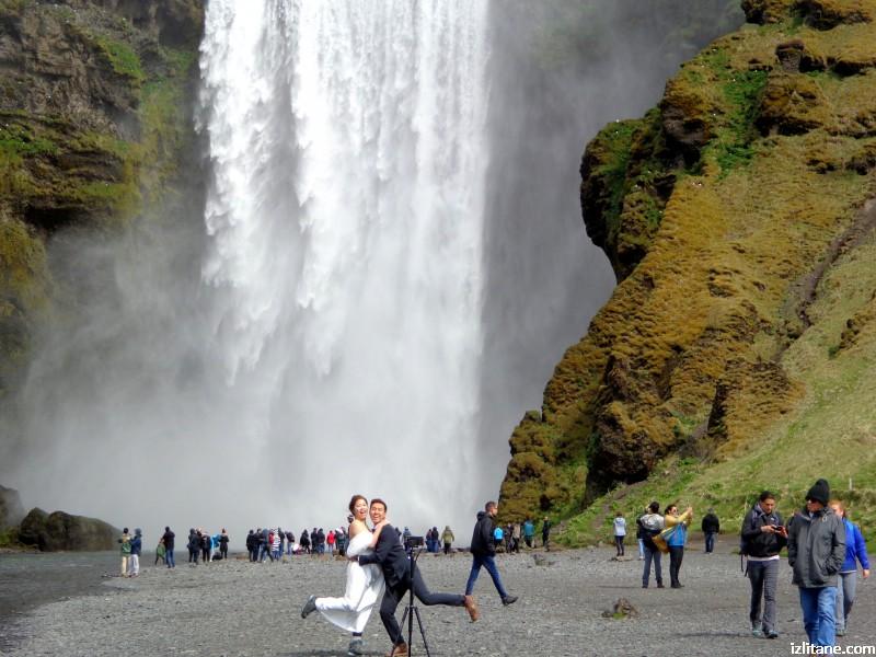Водопадът Скогафос - 4