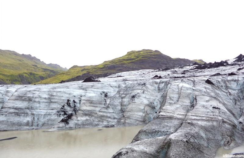 Ледникът Мирдалсйокутл е ледената шапка на вулкана Катла
