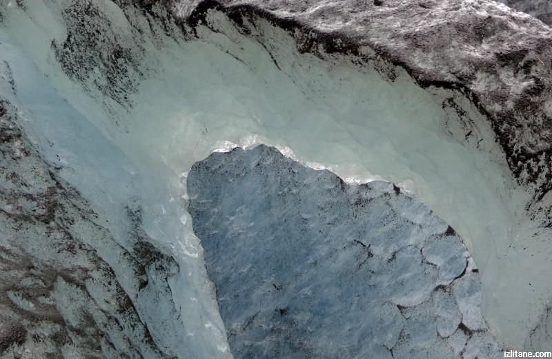 По ледника Мирдалсйокутл