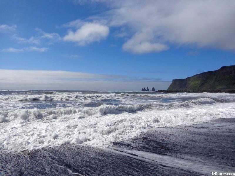 В най-южната точка на Исландия