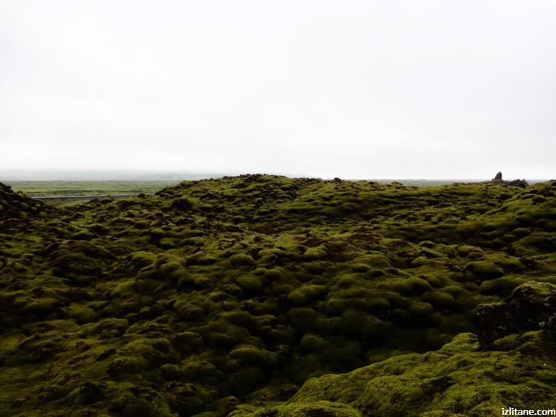 Лавовото поле Елдхраун - 565 км2