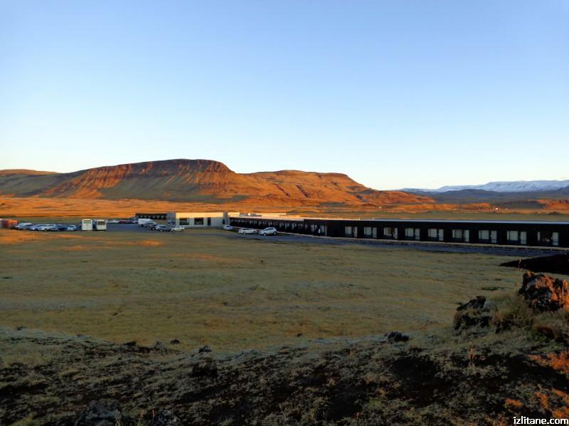 Исландски хотел в Калфафетл - простота, елегантност, добро обслужване и прекрасна природа