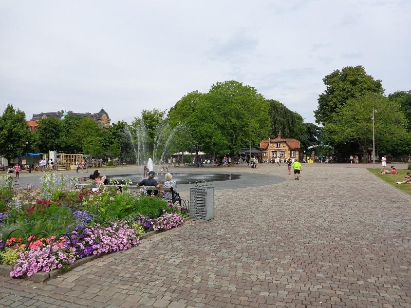 Гьотеборг, Bältespännarparken