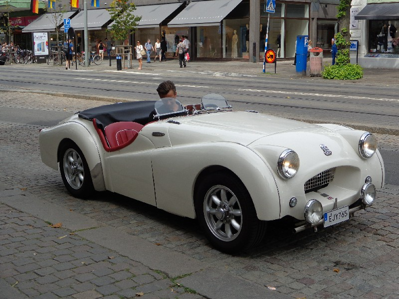 По улиците на Гьотеборг – 1
