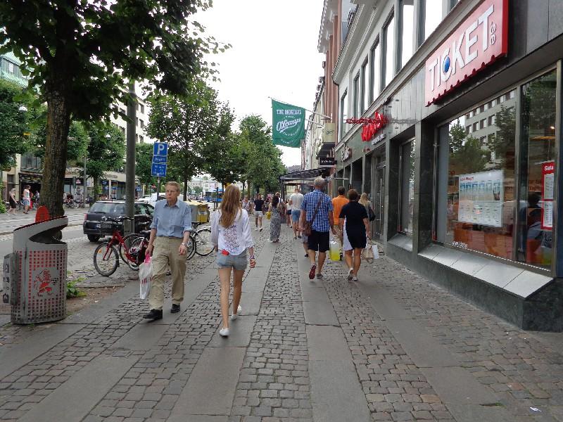 По улиците на Гьотеборг – 3