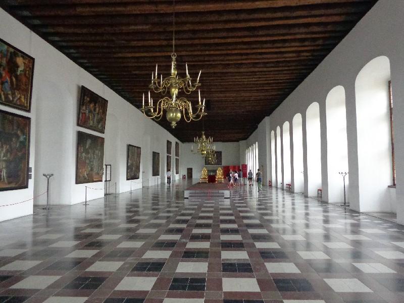 """Замъкът """"Кронборг"""" – 7, най-голямата бална зала в Северна Европа"""