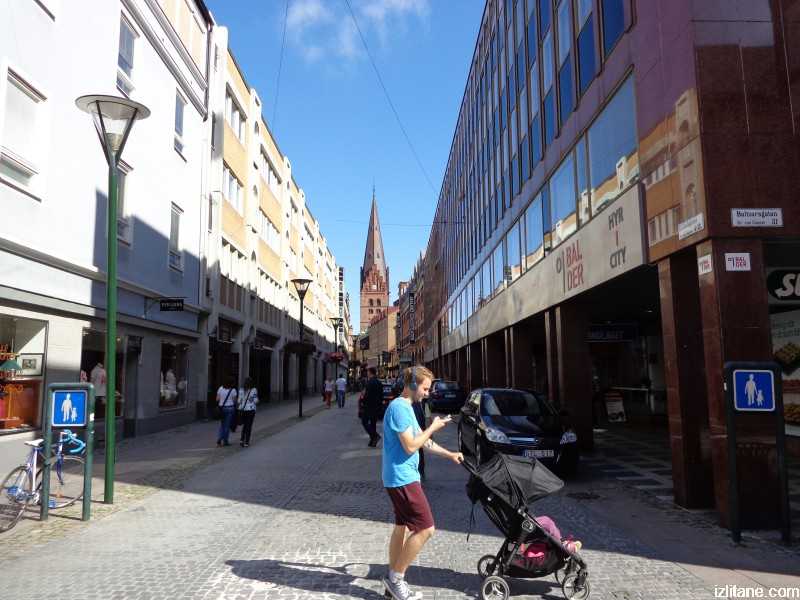 По улиците на Малмьо – 1