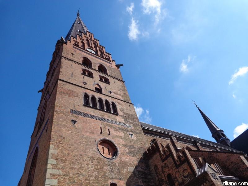 """Малмьо, готическата църква """"Свети Петър"""""""