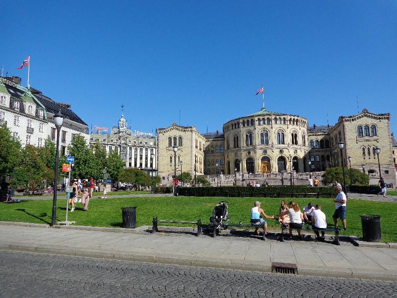 Парламентът на Кралство Норвегия