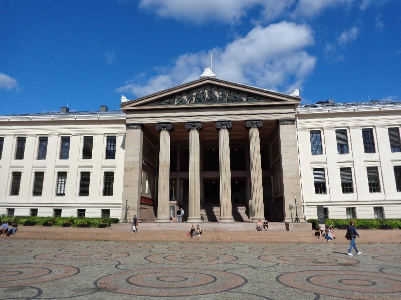 Университетът на Осло