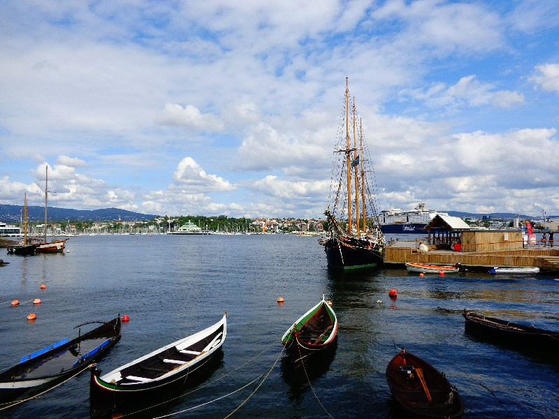 Полуостров Бигдьо, Осло – 1