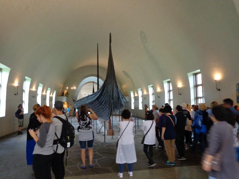 Музеят на викингските кораби в Осло