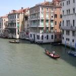 Венеция - по Канале Гранде